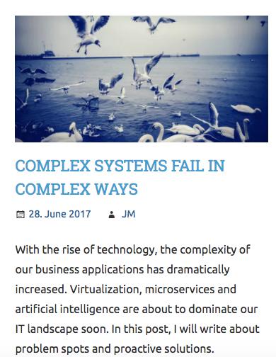 complexSystems