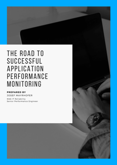 The road to successful application performance Monitoring (1)